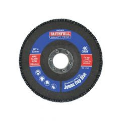 Faithfull Flap Disc 127mm Fine - FAIFD127F