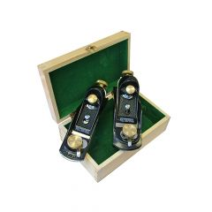 Faithfull No.9.1/2 & No.60.1/2 Block Planes in Wooden Box - FAIPLANEBPS