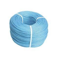 Faithfull Blue Poly Rope 8mm x 30m - FAIRB3080