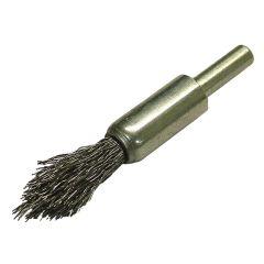 Faithfull Wire End Brush 12mm Pointed End - FAIWBSI12P