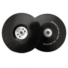 Flexipads World Class Angle Grinder Pad ISO Soft Flexible 180mm (7in) M14 - FLE11532