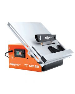 Flexovit TT180BM Water Cooled Pro Tile Cutter in Carry Case 550 Watt 240 Volt - FLVTT180BM