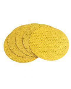 Flex Power Tools Hook & Loop Sanding Paper Perforated 150 Grit Pack 25 - FLX311995