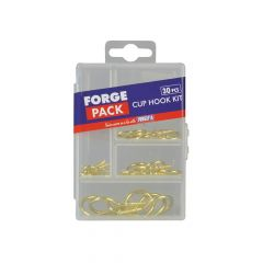 ForgeFix Cup Hook Kit ForgePack 30 Piece - FORFPCUPSET