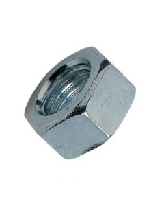 ForgeFix Hexagon Nut ZP M5 Bag 100 - FORNUT5M