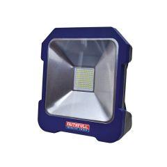 Faithfull SMD LED Task Light with Power Take Off 20W 240V - FPPSLTL20