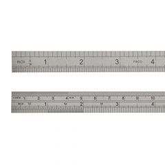 Fisco 706S Stainless Steel Rule 150mm / 6in - FSC706S