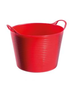 Red Gorilla Tub 14 Litre Small - Red - GORTUB14RED