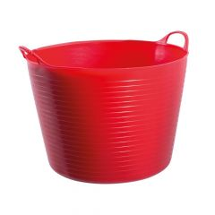 Red Gorilla Tub 38 Litre Large - Red - GORTUB42RED