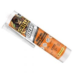 Gorilla Glue - Mould Resistant Sealant Clear 295ml - GRGSEALCL295