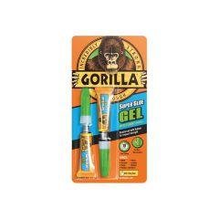 Gorilla Glue - Super Glue Gel 3g (2) - GRGSGG23