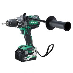 HiKOKI Brushless Drill/Driver 18/36V 2 x 5.0/2.5Ah Li-ion - HIKDS36DAXJR