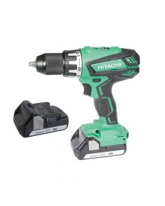 Hitachi Combi Drill 18V 2 x 1.5Ah Li-ion - HITDV18DDGAL