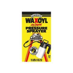 Hammerite Waxoyl Pressure Sprayer - HMMWAXSPRAY