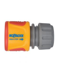 Hozelock Soft Touch Aquastop Connector - HOZ2075