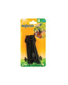 Hozelock Endline Adjustable Mini Sprinkler on Stake 4mm (5 Pack) - HOZ2788