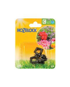 Hozelock Mini Sprinkler 4mm/13mm (2 Pack) - HOZ2798