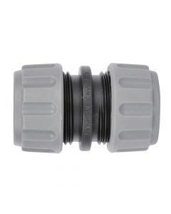 Hozelock Straight Connector 13mm (Pack 2) - HOZ7017