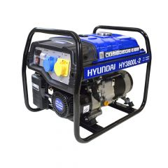 Hyundai 3.2 kW / 4.0 kVA Generator Recoil Start - HYU3800L