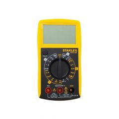 Stanley AC/DC Digital Multi-Meter - INT077364