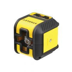 Stanley Cubix Cross Line Laser Level (Red Beam) - INT177498