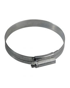 Jubilee 3X Zinc Protected Hose Clip 60 - 80mm (2.3/8 - 3.1/8in) - JUB3X