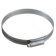 Jubilee 4X Zinc Protected Hose Clip 85 - 100mm (3.1/4 - 4in) - JUB4X