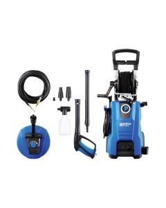 Kew Nilfisk Alto D140.4-9 DP X-TRA Pressure Washer & Home Plus Kit 140 bar 240V - KEWDYN140H