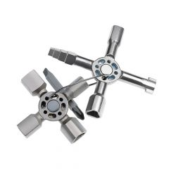 Knipex TwinKey Service Cabinet Key - KPX001101