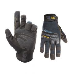Kuny's Tradesman Flex Grip  Gloves - Large (Size 10) - KUN145L