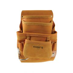 Kuny's Carpenter's Nail & Tool Bag 10 Pocket - KUNAPI933