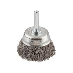 KWB HSS Crimped Cup Brush 50mm Coarse - KWB606230