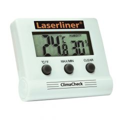 Laserliner ClimaCheck - Digital Humidity & Temperature - L/L082028A