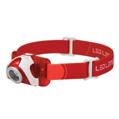 Ledlenser SEO5 Headlamp - Red (Test-It Pack) - LED6106