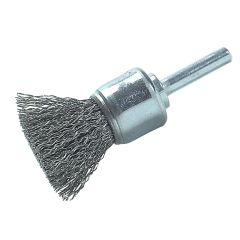 Lessmann DIY End Brush 25mm 0.30 Steel Wire - LES45516107