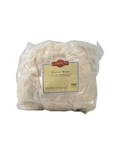 Liberon Cotton Waste 250g - LIBCW250G