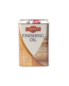 Liberon Finishing Oil 5 Litre - LIBFO5L