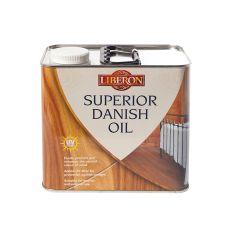 Liberon Superior Danish Oil 2.5 Litre - LIBSDO25L
