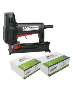 Maestri ME 4000 Electronics Staple Gun Kit 240v -SPNME4000KIT - Available End Of October Due To High Demand