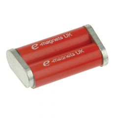 E-Magnets 805 Bar Magnet 20mm x 6mm Diameter - MAG805