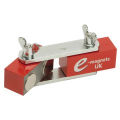 E-Magnets 920 Weld Clamp Magnet 128 x 25 x 57mm - MAG920