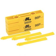 Marshalltown Plastic Line Blocks and Twigs (2 pair Line Blocks and 4 Twigs/Set) - M86P