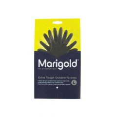 Marigold Extra Tough Outdoor Gloves - Large (6 Pairs) - MGD145401