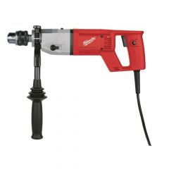 Milwaukee Diamond Drill 162mm Capacity Dry 1500W 240V - MILDD2160XE