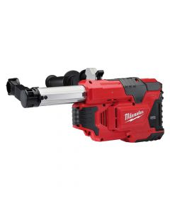Milwaukee M12 DE-0 Universal Dust Extractor 12V Bare Unit - MILM12DE0