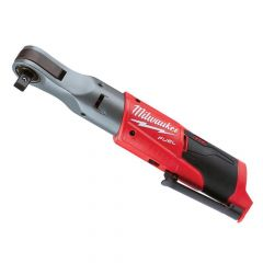 Milwaukee M12 FIR12-0 FUEL Sub Compact 1/2in Impact Ratchet 12V Bare Unit - MILM12FIR120