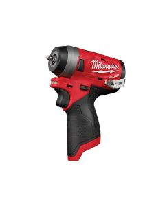 Milwaukee M12 FIW14-0 FUEL 1/4in Impact Wrench 12V Bare Unit - MILM12FIW140
