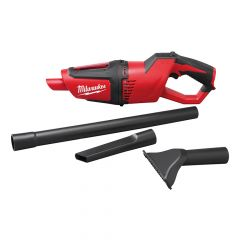 Milwaukee M12 HV-0 Hand Vac 12V Bare Unit - MILM12HV0