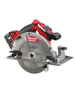 Milwaukee M18 CCS66-502C FUEL Circular Saw 190mm 18V 2 x 5.0Ah Li-ion - MILM18CCS665