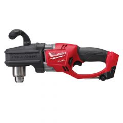 Milwaukee M18 CRAD-0 FUEL Right Angle Drill 18V Bare Unit - MILM18CRAD0